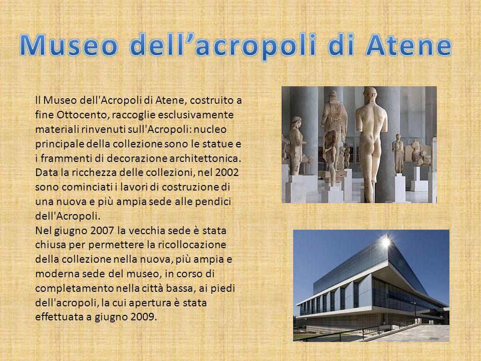 Il tempio di Efesto è un tempio greco situato ad Atene poco sopra l antica agorà.