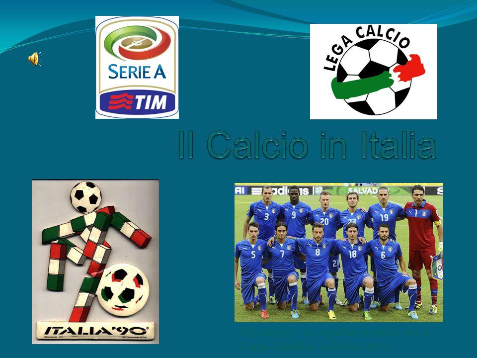 Gli Azzurri – La squadra nazionale per la Coppa Mondiale in Brasile 2014