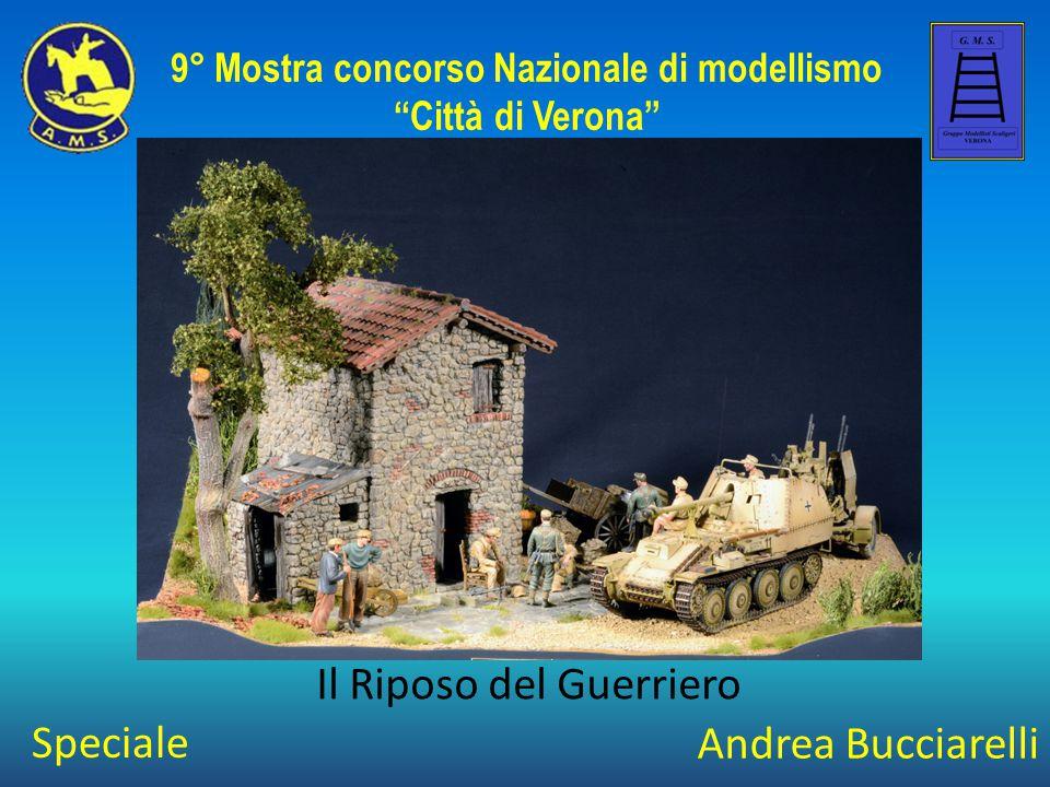 Paolo Sette M5 Chevrolet 9° Mostra concorso Nazionale di modellismo Città di Verona Speciale