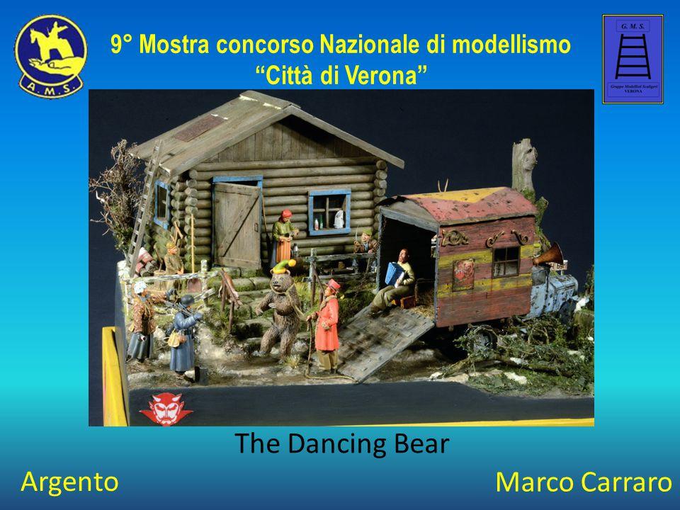 Fabio Consolo Su 100 - 1945 9° Mostra concorso Nazionale di modellismo Città di Verona Oro