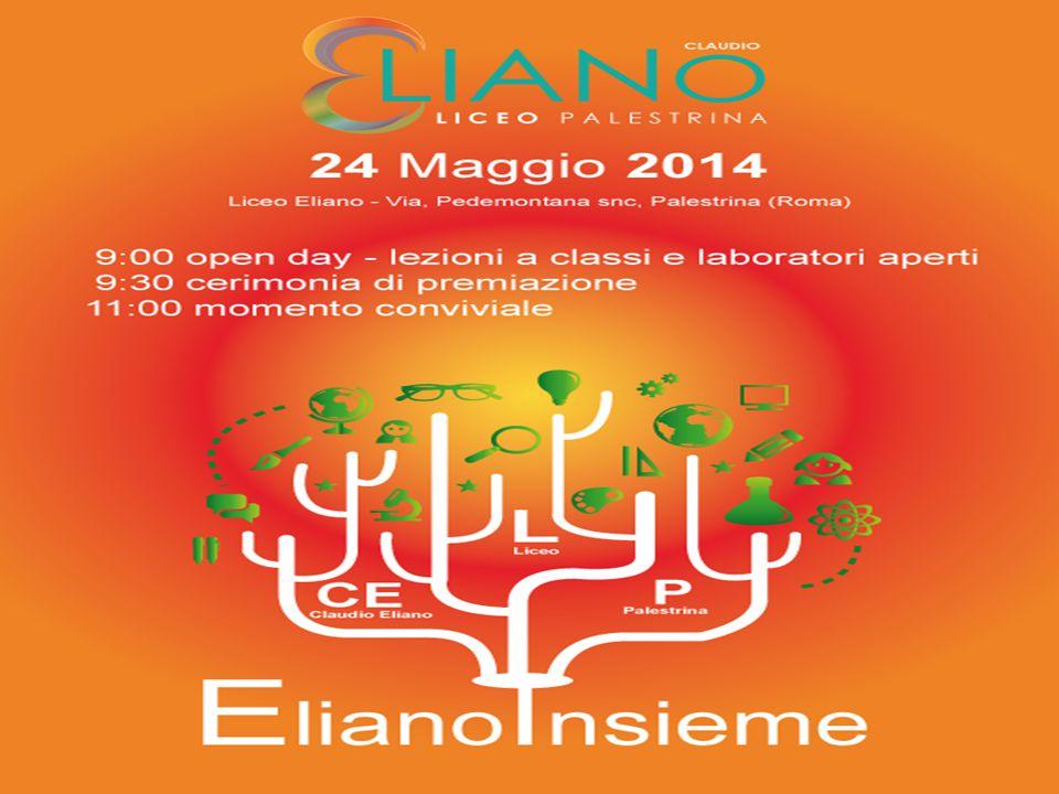 ElianoInsieme 2014 Liceo Claudio Eliano Palestrina
