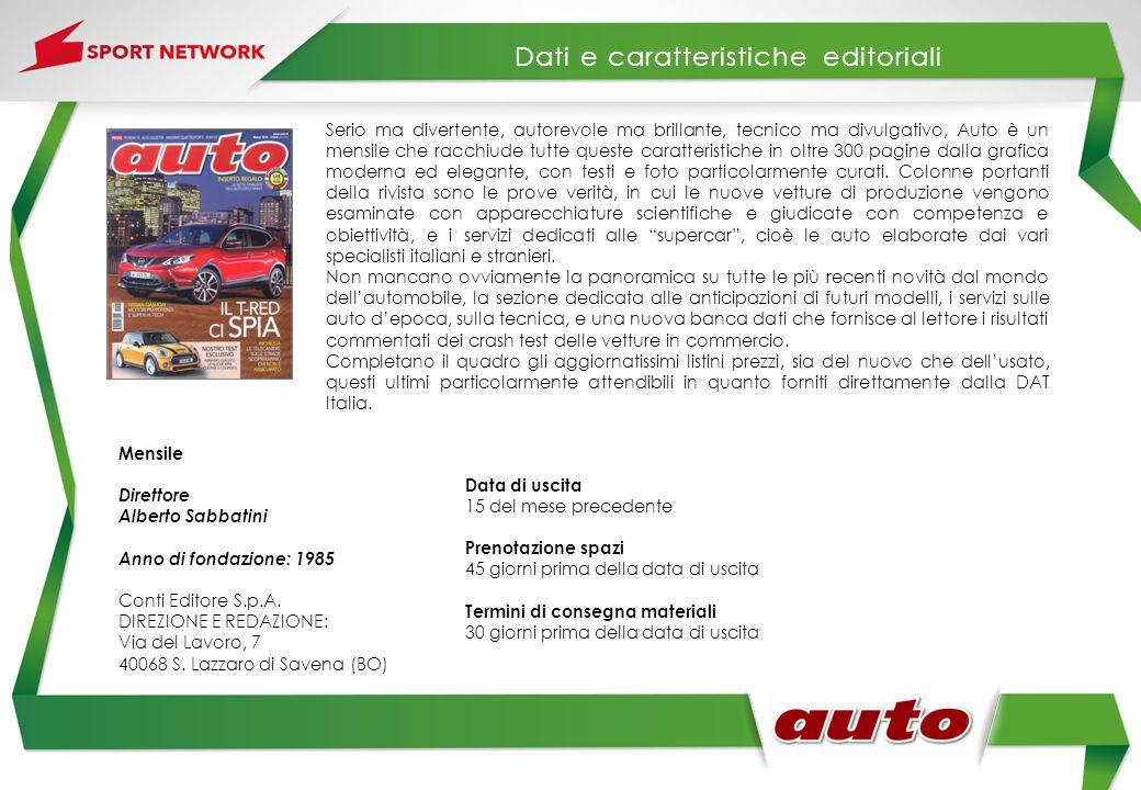 Impaginazione su 3 colonne POSIZIONI SPECIALI 2a + 1a romana 2a di copertina 3a di copertina 4a di copertina Sui formati al vivo +3 mm.