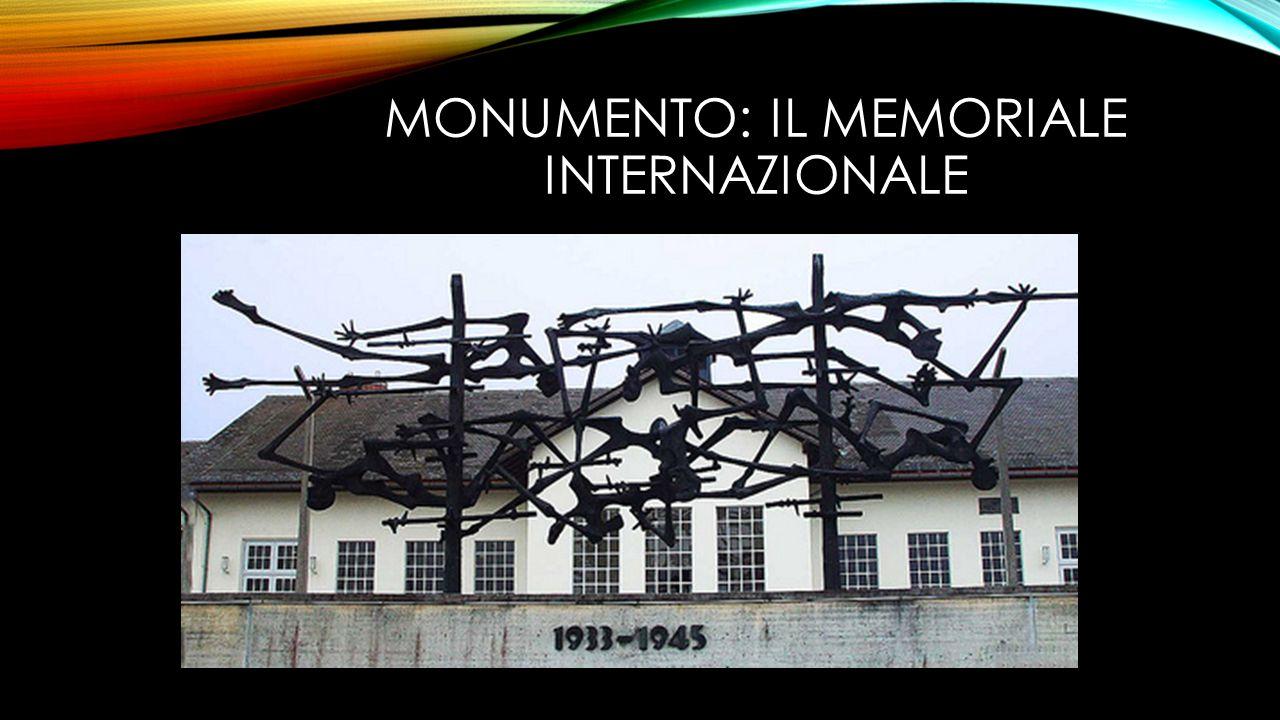 MONUMENTO: IL MEMORIALE INTERNAZIONALE