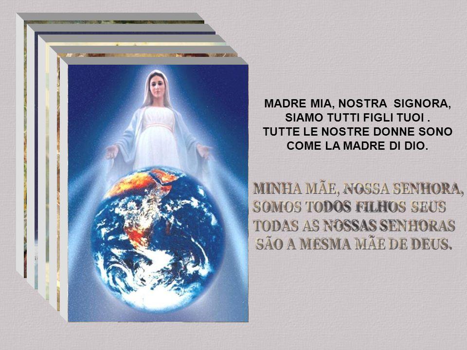 Madonna di: Rosa Mistica, Addolorata, Concezione. Guadalupe, Medjugorje, nel nostro cuore