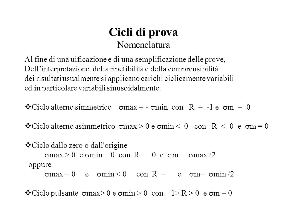 Prove di fatica e raccolta risultati Generalità sulla teoria della Probabilità.