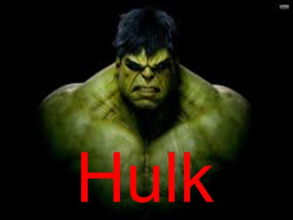 Introduzione di Hulk Hulk è un personaggio dei fummetti creato nel 1962 da Stan Lee e Jack Kirby.