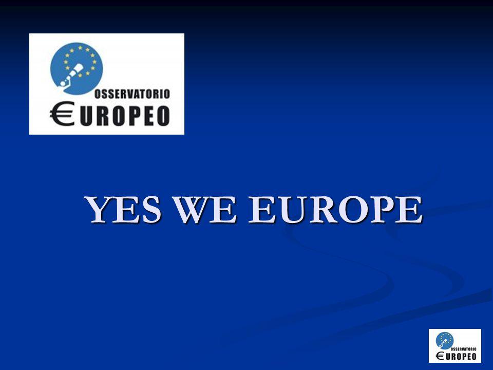 YES WE EUROPE