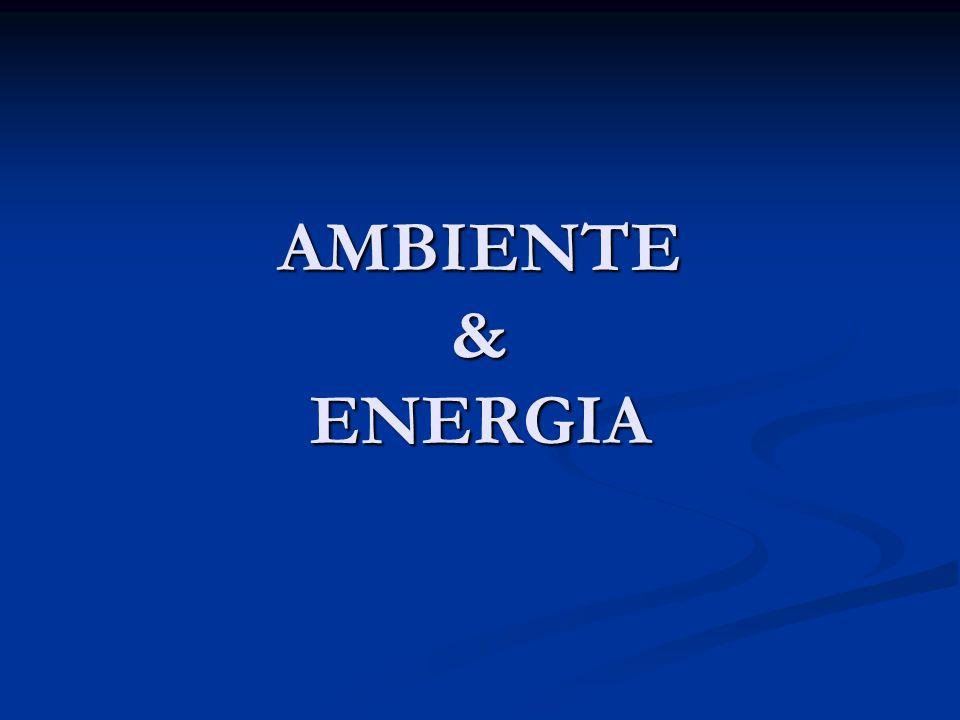 AMBIENTE & ENERGIA