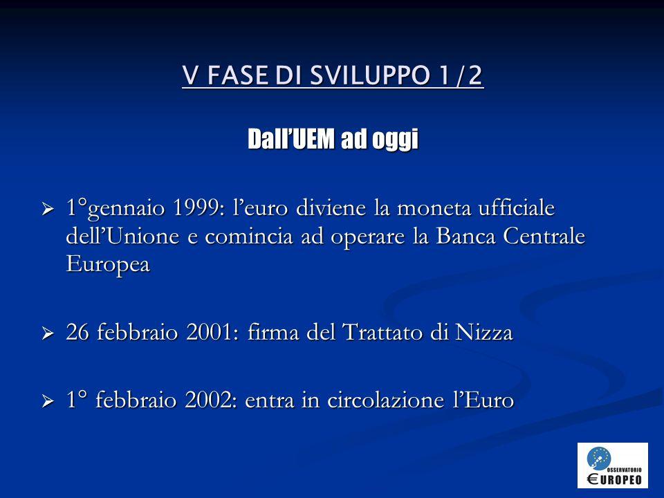 Programmazioni Istituzionalizzato nel 1986 con la firma dell'Atto Unico, i periodi di programmazione stabiliti sono: 1989-1993; 1989-1993; 1994-1999; 1994-1999; 2000-2006; 2000-2006; 2007-2013.