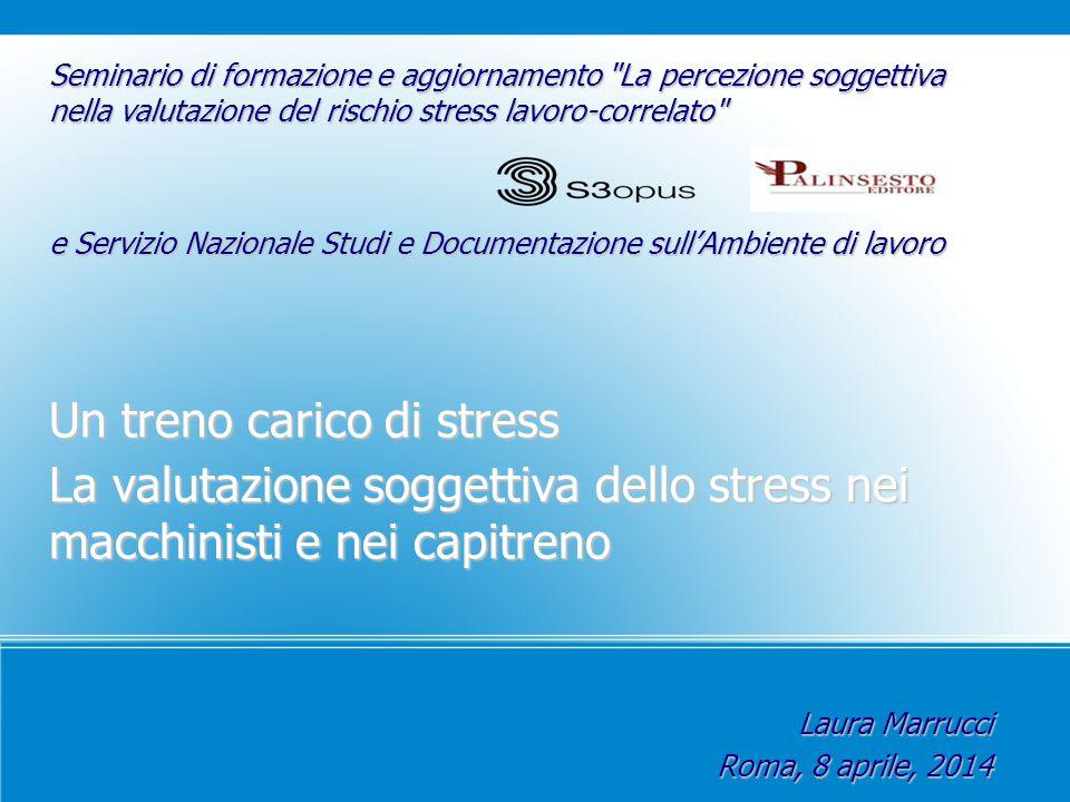Reperibile gratuitamente on line http://www.inmarcia.it http://www.diario-prevenzione.it http://www.puntosicuro.it http://www.inmarcia.it http://www.diario-prevenzione.it Cattedra di Psicofisiologia Clinica Università di Roma Sapienza Regione Toscana: Servizio Prevenzione Igiene Sicurezza Luoghi di Lavoro (SPISLL) USL 10 di Firenze: Dipartimento di Prevenzione La rivista ancora IN MARCIA.
