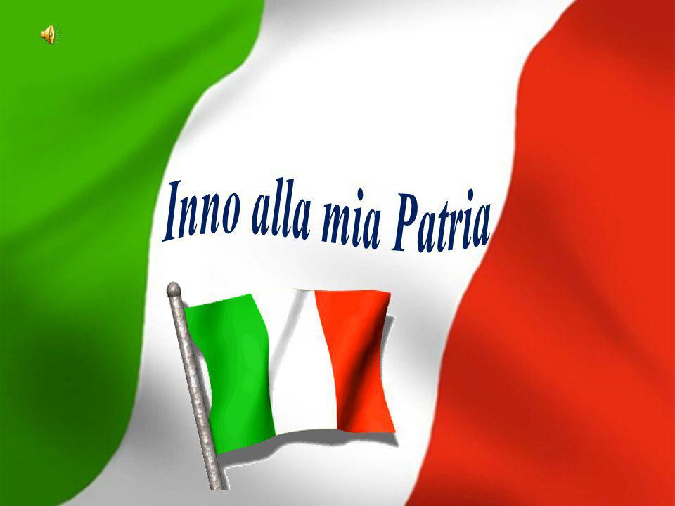 a te volgo lo sguardo, al petto la mano quando ci unisce un inno è grande emozione: Fratelli d'Italia ….. grande, meravigliosa nazione.