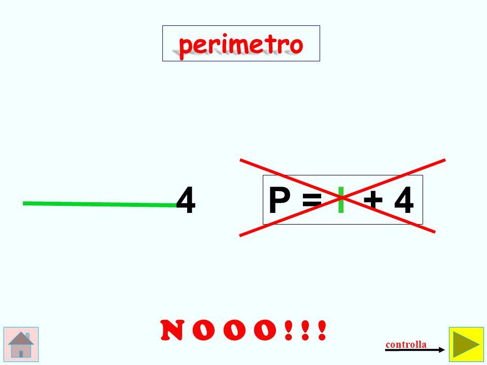 Come si calcola il perimetro del romboide (parallelogramma) .