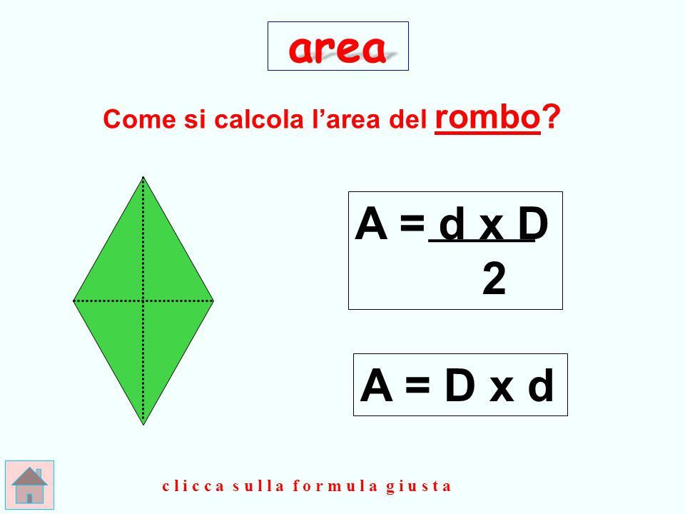 ( B + b ) 2 x h (base triangolo) Bb O T T I M O ! ! ! h area A = clicca qui