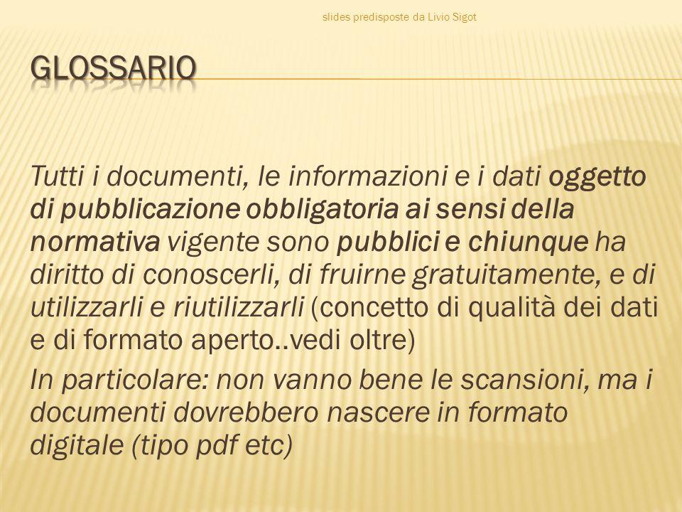  art.1 comma 32 legge 190/2012.