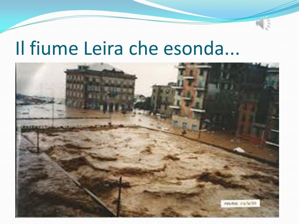 Si sono poi verificate una serie di piccole frane e smottamenti a Uscio, Lumarzo e numerosi alberi caduti a San Lorenzo della Costa, a San Martino del