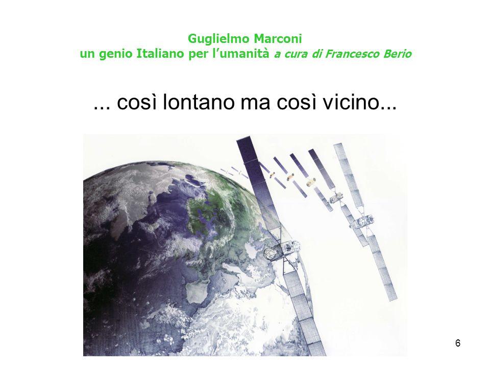 7 Guglielmo Marconi un genio Italiano per l'umanità a cura di Francesco Berio 1923 dal Libro Storia D'Italia conforme ai programmi del 14 ottobre 1923 (periodo 1492 - 1923) *...
