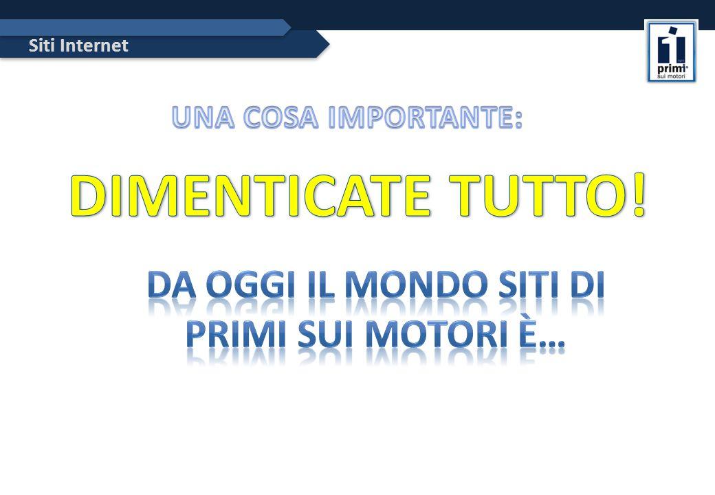 Esempi: Sito Business FUll www.ideapubblicitaurbania.com