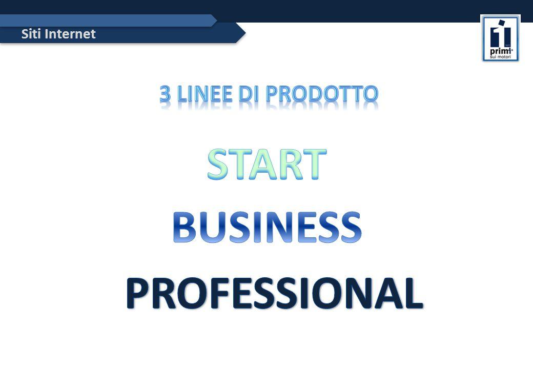 Esempio: Professional Company www.ilmaialinocarim.com