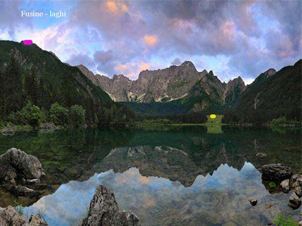 Isola sul lago d'Orta