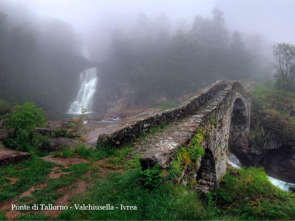 Ponte del diavolo – fiume Serchio