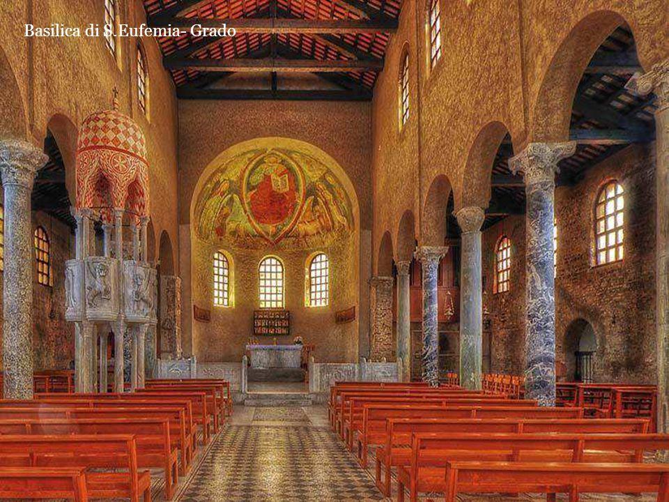 Basilica di S.Eufemia- Grado