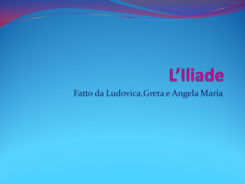 Fatto da Ludovica,Greta e Angela Maria