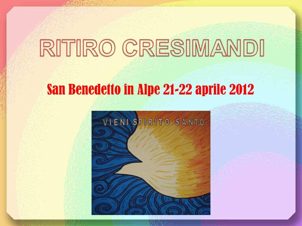 San Benedetto in Alpe 21-22 aprile 2012