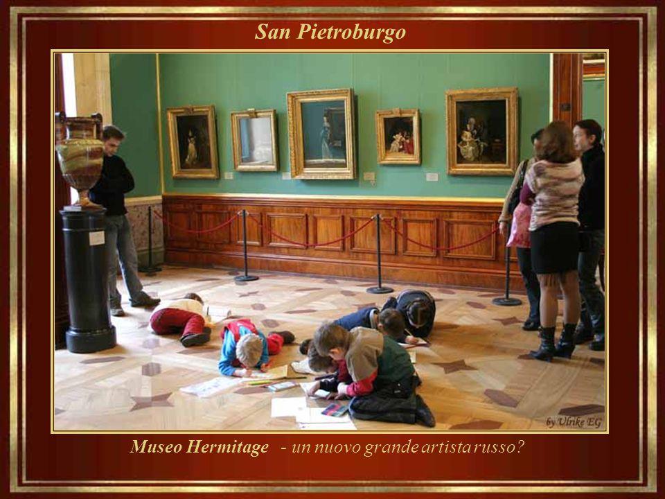 San Pietroburgo Museo Hermitage – galleria