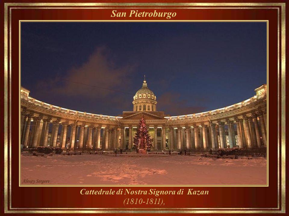 San Pietroburgo Museo Hermitage - un nuovo grande artista russo?