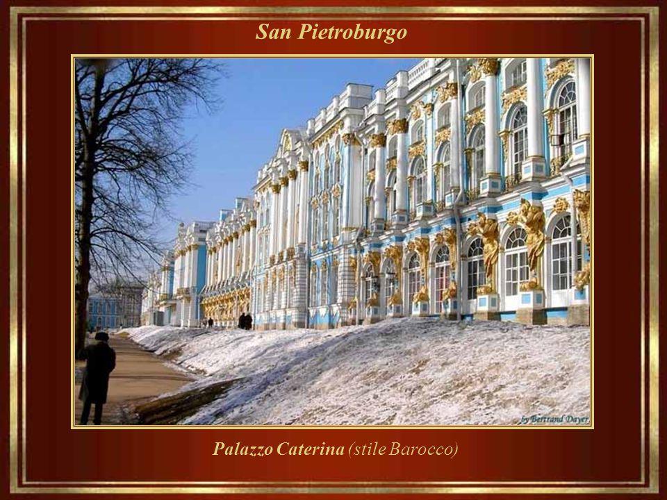 San Pietroburgo Chiesa Risurrezione di Cristo - dettagli.