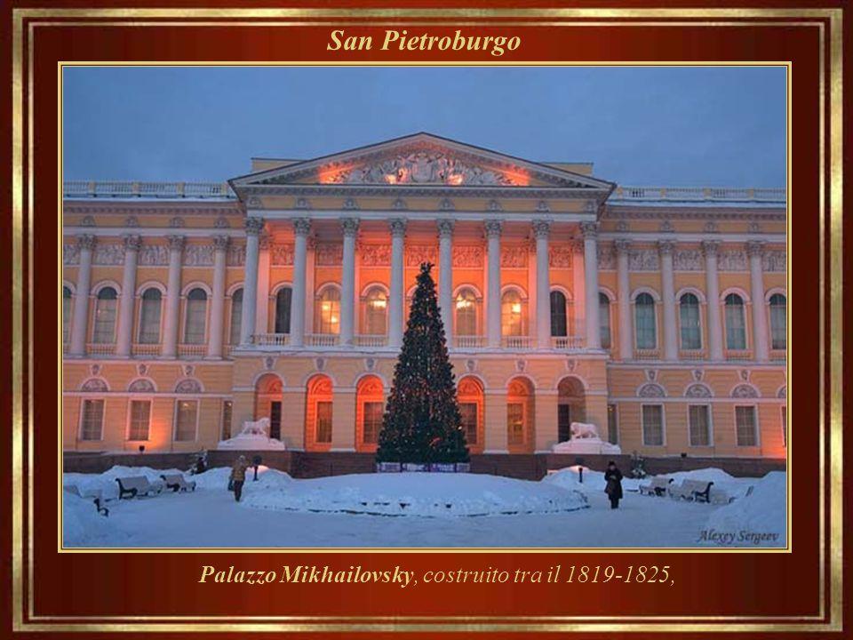 San Pietroburgo Statua di Alexander Pushkin (1900),