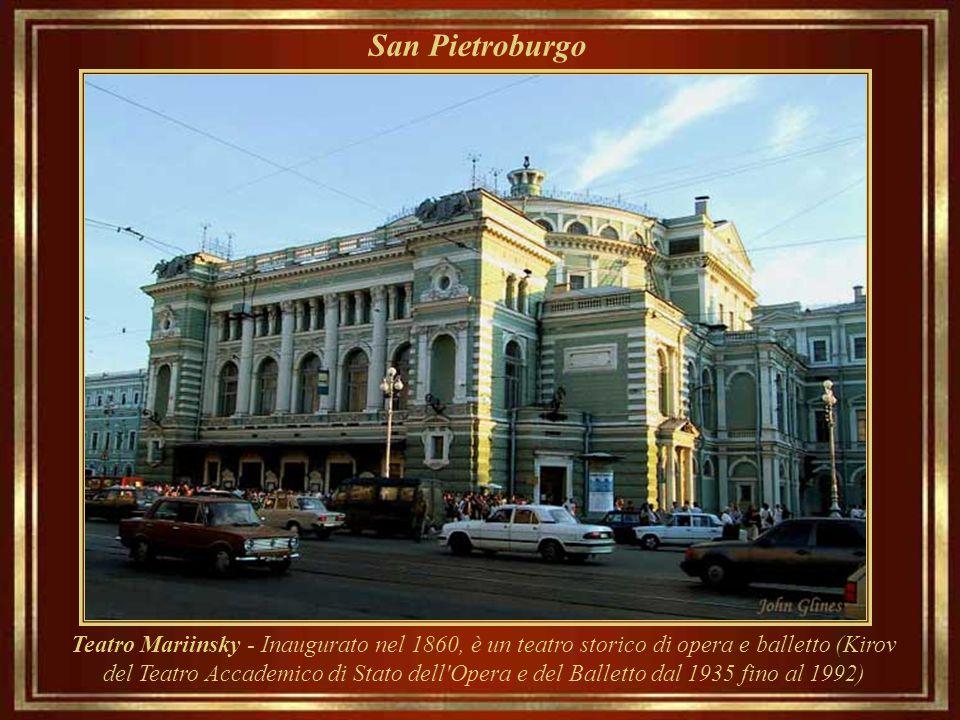 San Pietroburgo Metro - Stazione Avtovo