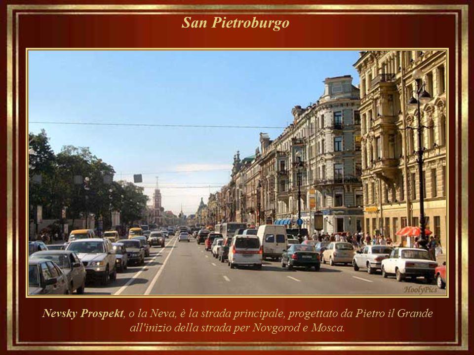 San Pietroburgo Il Lago dei Cigni - Presentazione del celebre balletto di Tchaikovsky al Teatro Imperiale sulla Fontanka