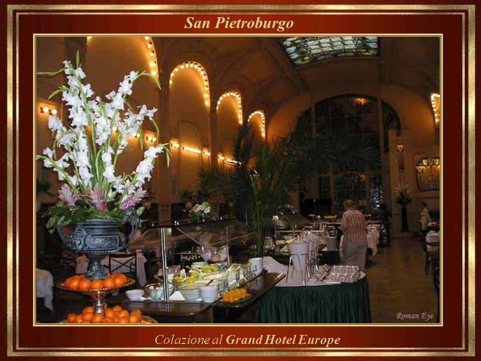 San Pietroburgo Grand Hotel Europe