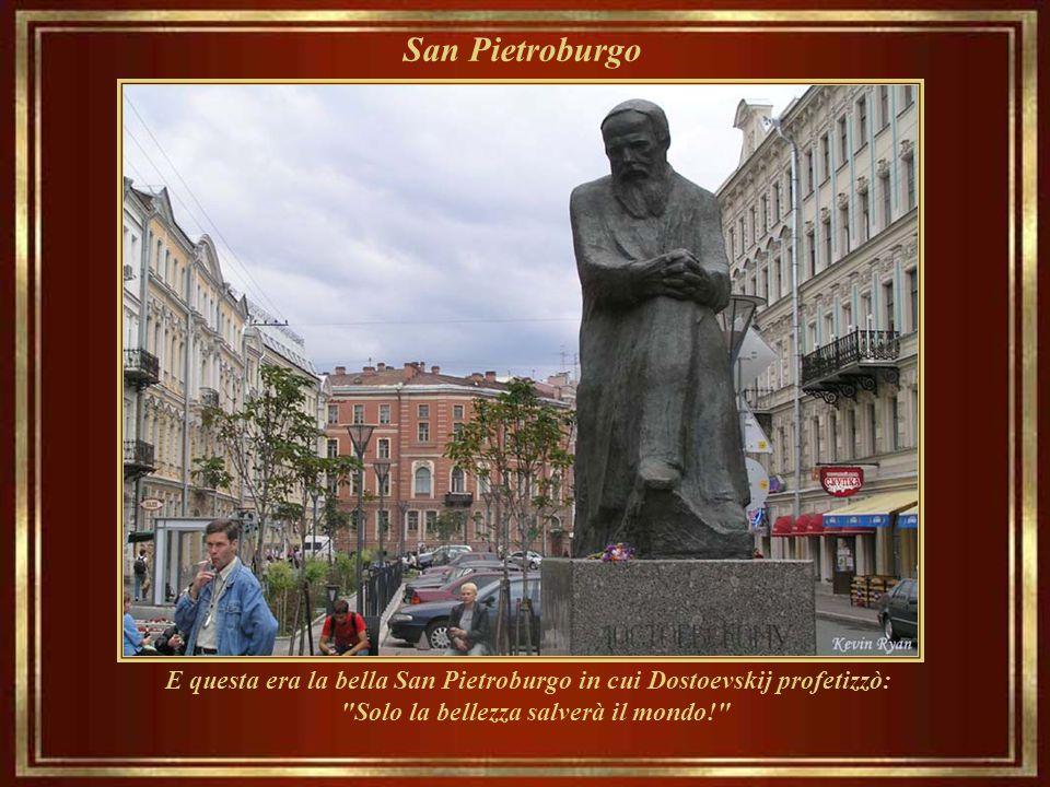 San Pietroburgo Dostoievsky Memorial Museom - dove scrisse