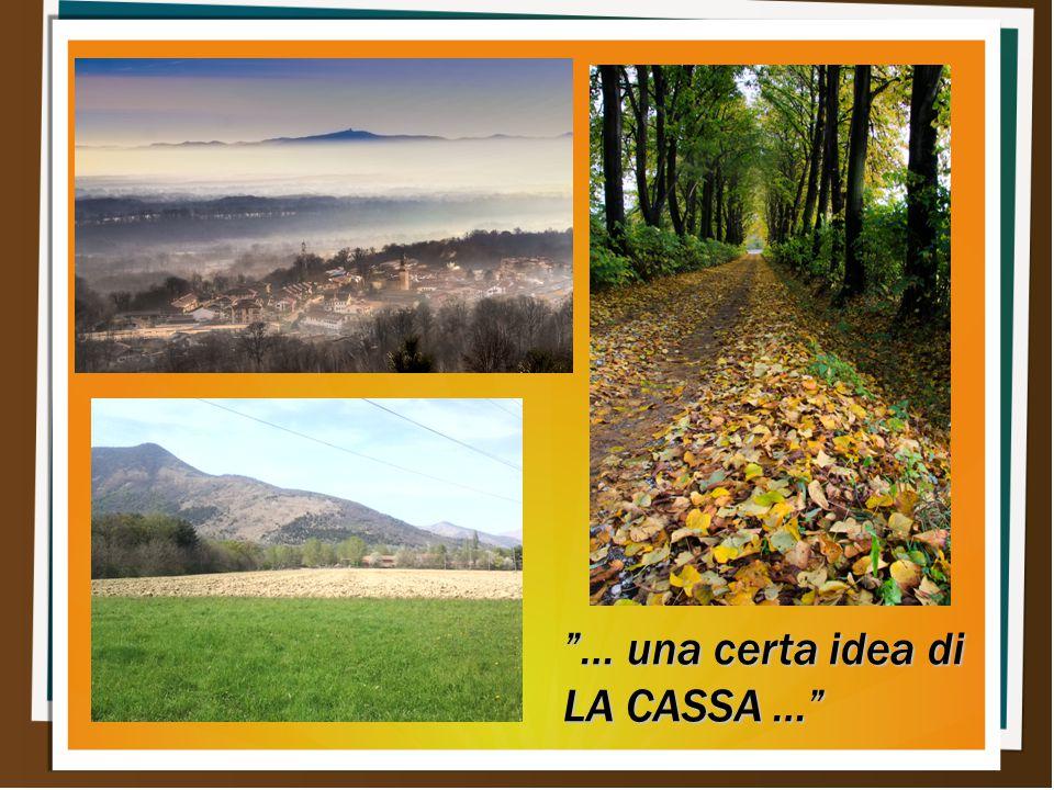...una certa idea di Turismo Il nostro paese si trova a pochi km da centri turistici molto importanti (Venaria, Torino...) e possiede aree ambientali e di interesse storico da valorizzare, nonché un grande campeggio naturista conosciuto a livello internazionale.