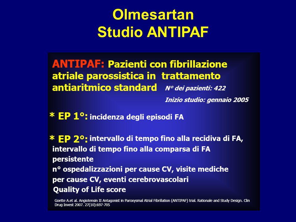 Olmesartan Studio ANTIPAF