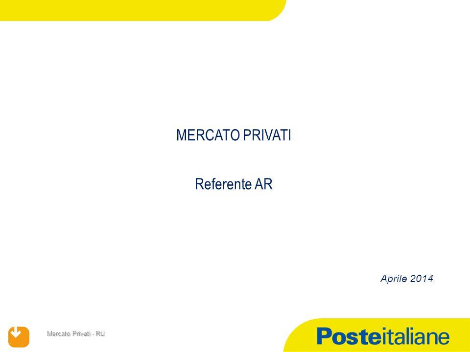 Mercato Privati - RU MERCATO PRIVATI Referente AR Aprile 2014