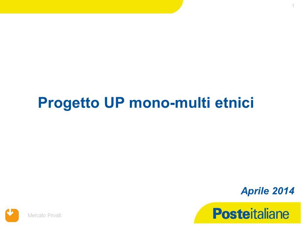Mercato Privati Progetto UP mono-multi etnici 1 Aprile 2014