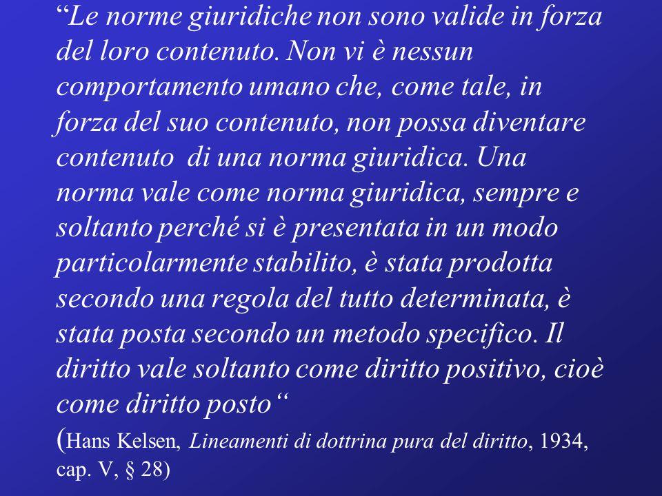 CRITICA AL POSITIVISMO GIURIDICO I PROCESSI DI NORIMBERGA (1945 – 1946)
