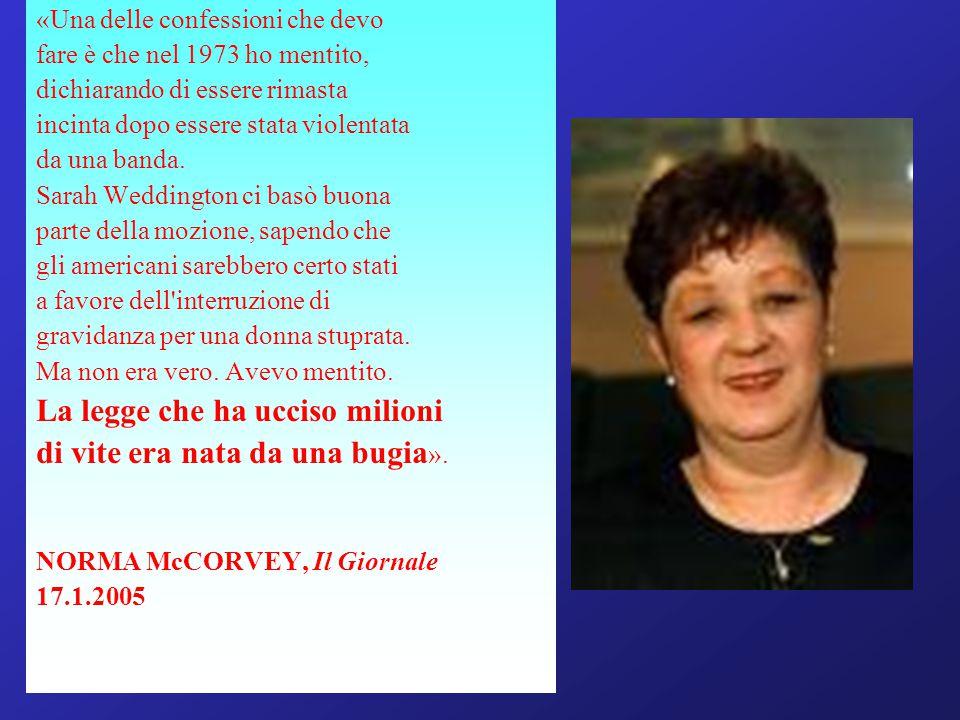 … segue: L'art.1 della legge italiana n. 40 del 2004 ( pp.