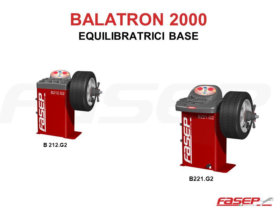 BALATRON 2000 EQUILIBRATRICI BASE B221.G2 B 212.G2