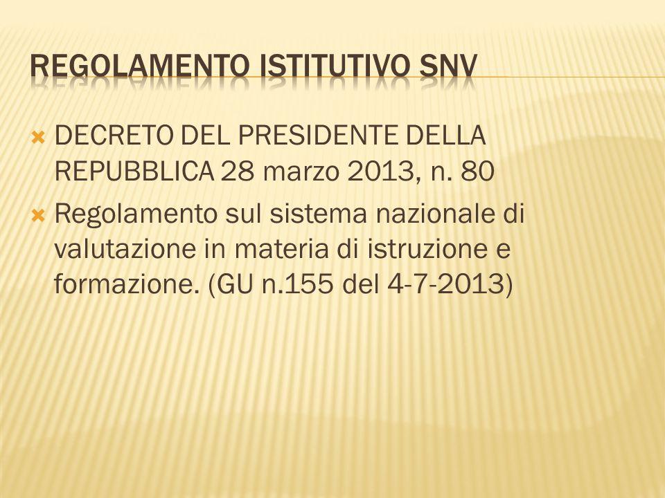  DECRETO DEL PRESIDENTE DELLA REPUBBLICA 28 marzo 2013, n.
