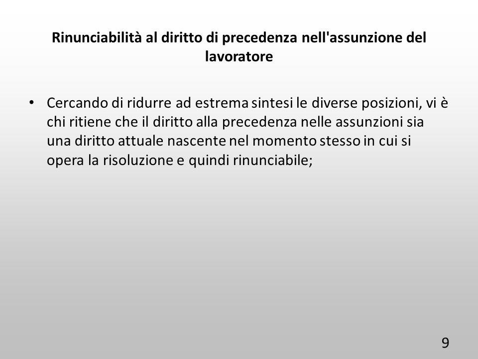 Min.Lav.Lett. circ. 22.4.2013, prot. n. 37/0007258Lett.