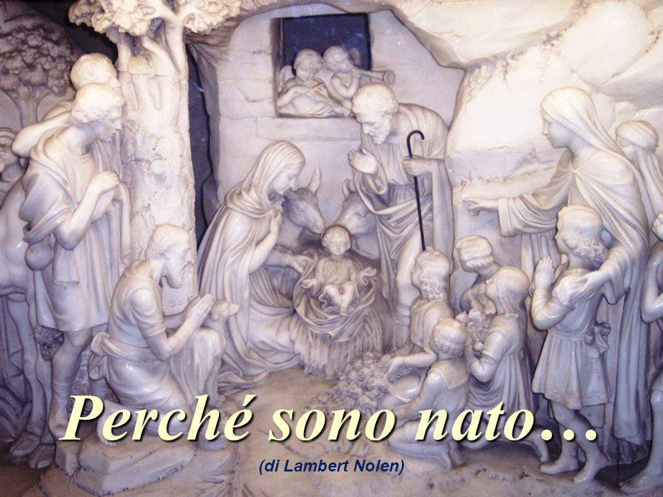 Perché sono nato… Perché sono nato… (di Lambert Nolen)