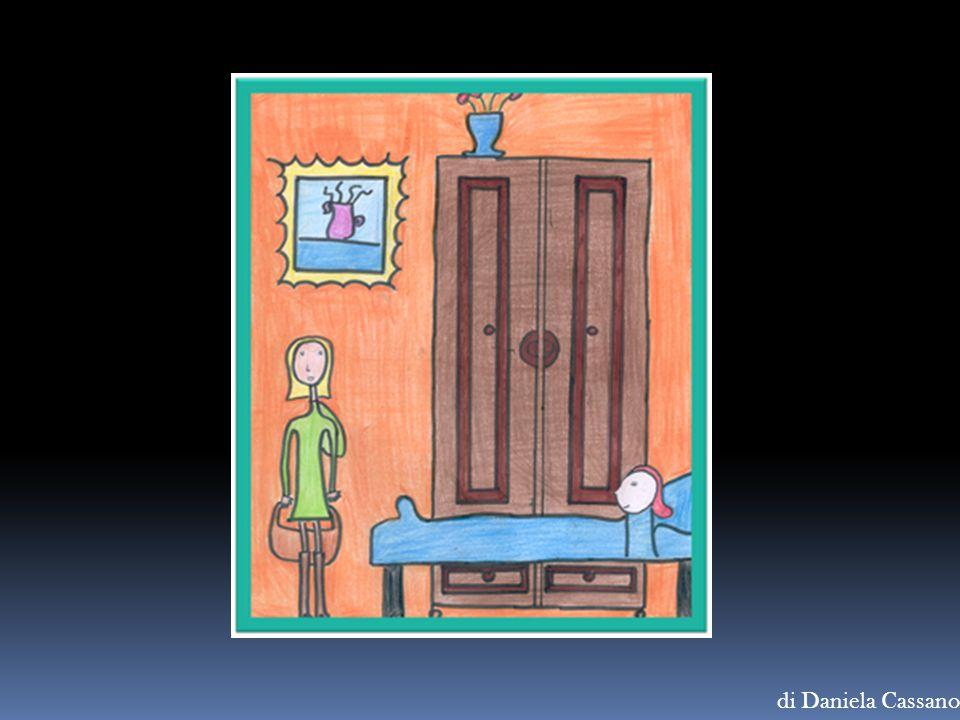 LA STORIA DÌ GAIA di Clelia Marigliano C'era una volta una piccola casetta di legno che si trovava vicino una villa, dove vivevano una mamma e una bambina di nome Gaia.