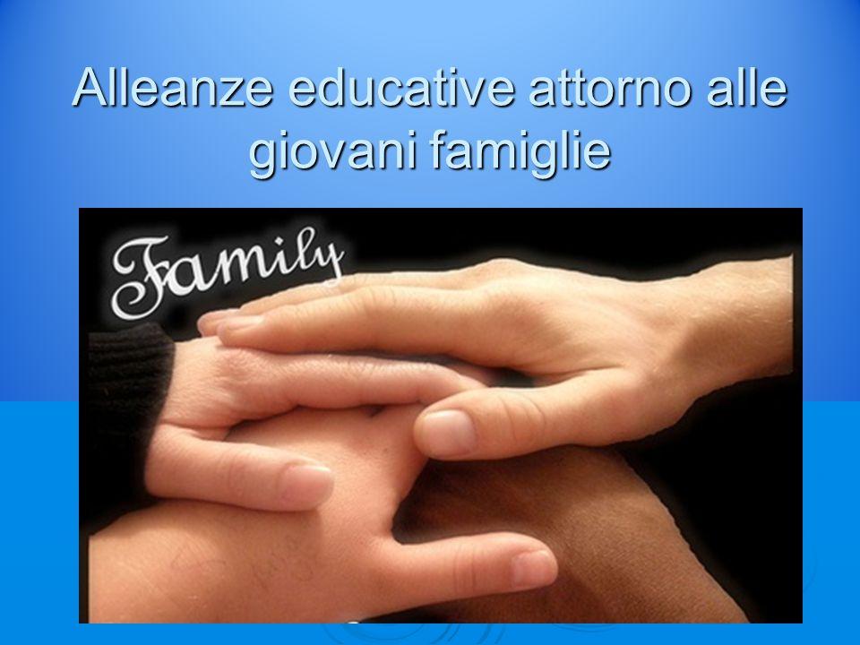 Alleanze educative attorno alle giovani famiglie