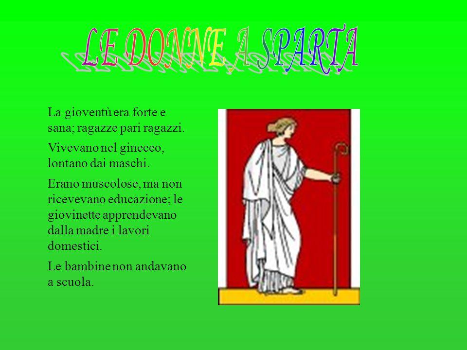 Le olimpiadi erano gare di atletica ad Olimpia, presso il tempio di Zeus, per onorarlo.