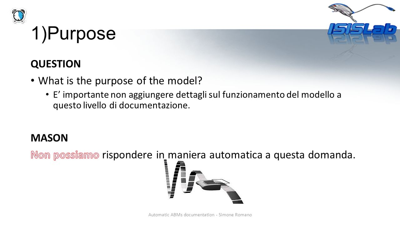 1)Purpose Automatic ABMs documentation - Simone Romano