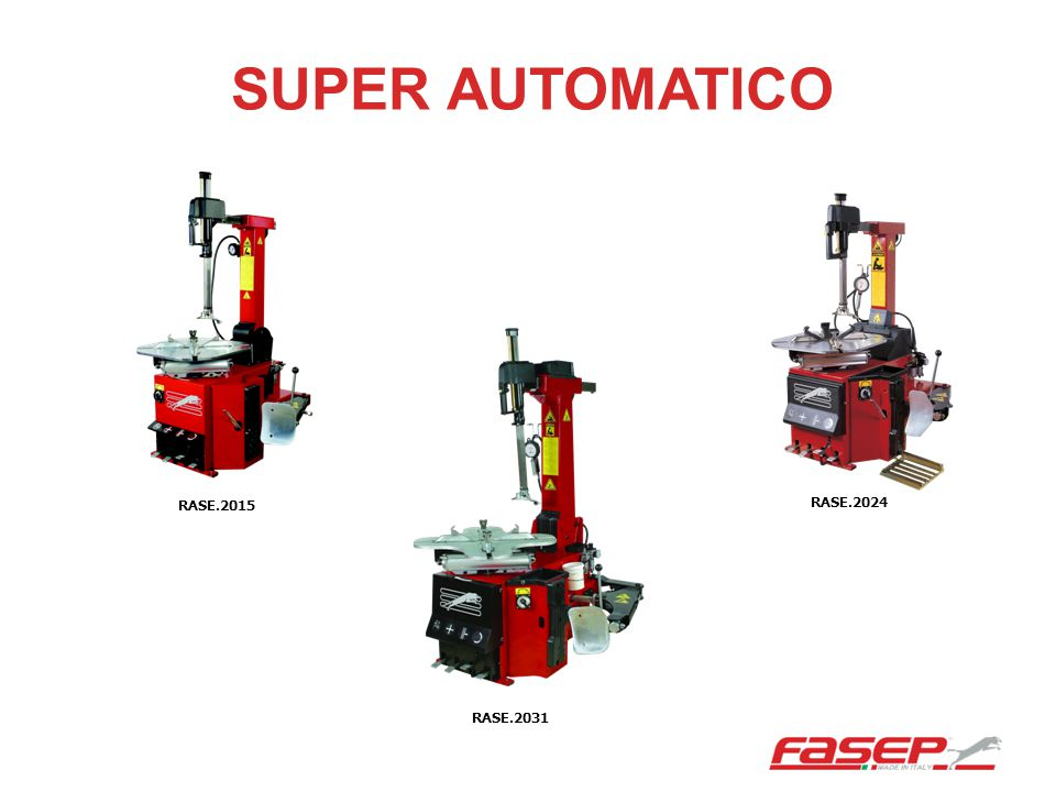 SUPER AUTOMATICO RASE.2015 RASE.2024 RASE.2031